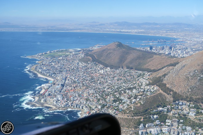 NAC Helicopters - Cape Town - Boring Cape Town Chick 27