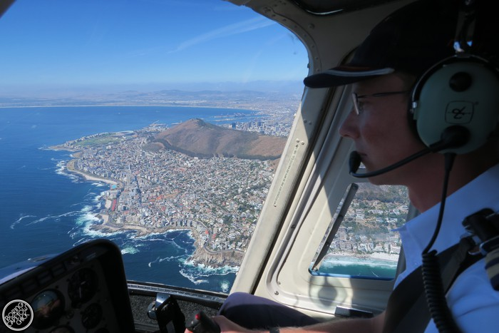 NAC Helicopters - Cape Town - Boring Cape Town Chick 29