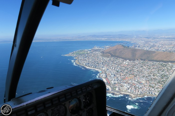 NAC Helicopters - Cape Town - Boring Cape Town Chick 30