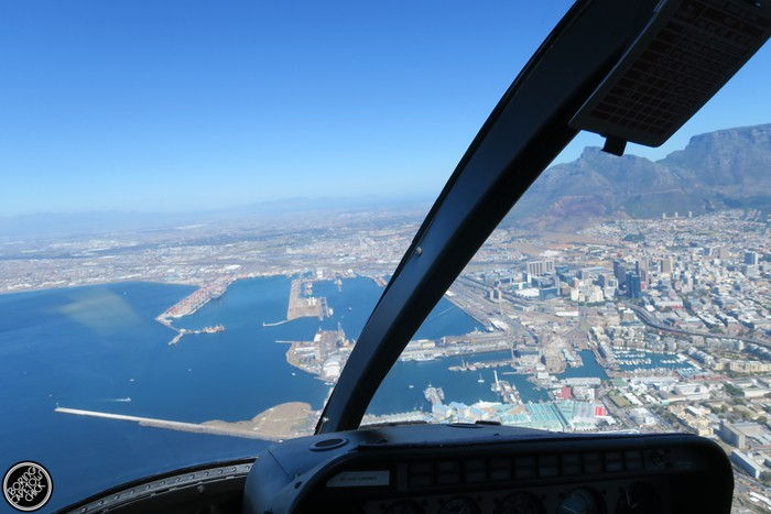 NAC Helicopters - Cape Town - Boring Cape Town Chick 33
