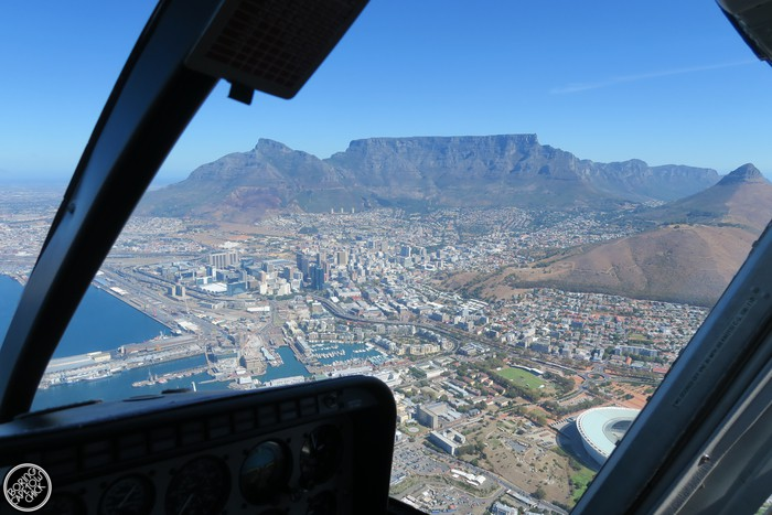 NAC Helicopters - Cape Town - Boring Cape Town Chick 34
