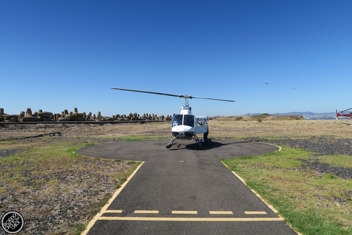 NAC Helicopters - Cape Town - Boring Cape Town Chick 40