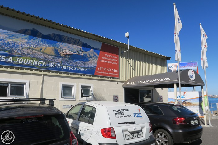 NAC Helicopters - Cape Town - Boring Cape Town Chick 52