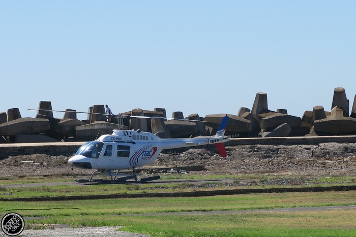 NAC Helicopters - Cape Town - Boring Cape Town Chick 8