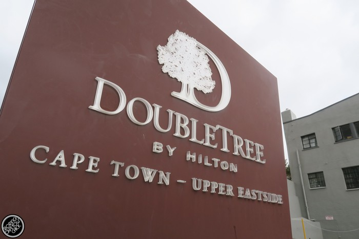 Boring Cape Town Chick - Hilton DoubleTree Hotel 35