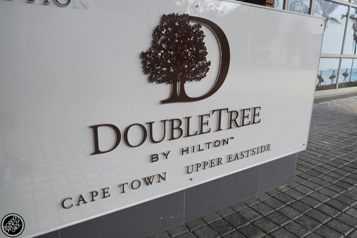 Boring Cape Town Chick - Hilton DoubleTree Hotel 37